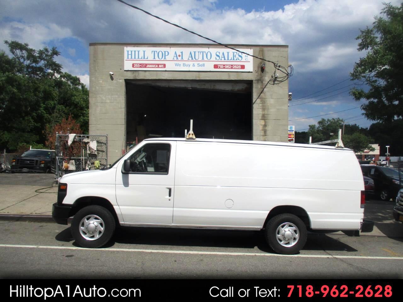 Ford Econoline Cargo Van E-250 Ext Commercial 2013