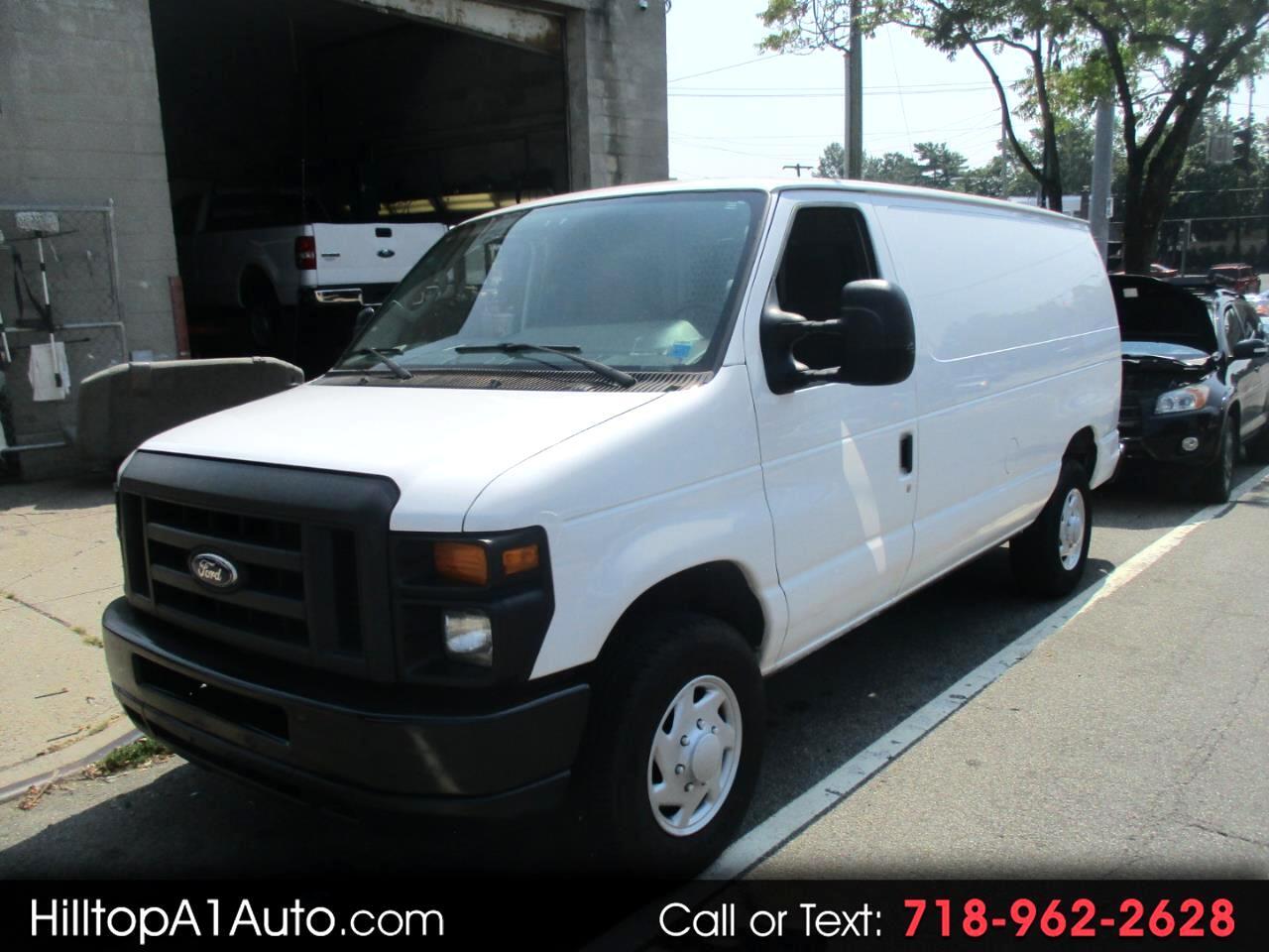 Ford Econoline Cargo Van E-250 Commercial 2014