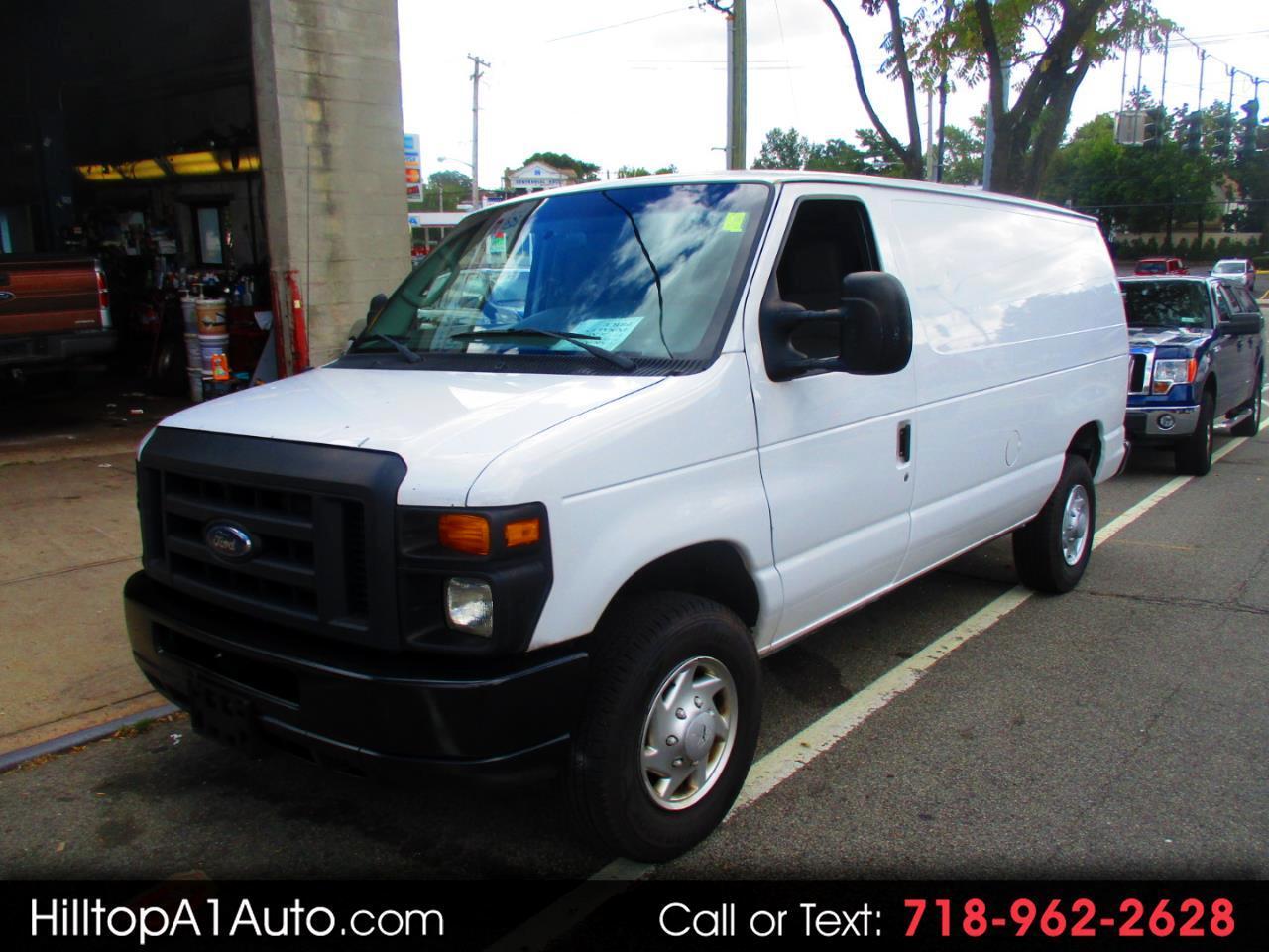 Ford Econoline Cargo Van E-250 Commercial 2013