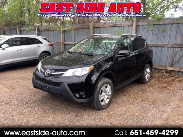 used 2015 toyota rav4 le fwd for sale in minneapolis mn 55071 east side auto. Black Bedroom Furniture Sets. Home Design Ideas