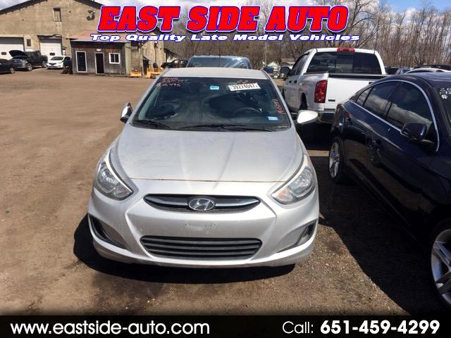 2015 Hyundai Accent GS 5-Door 6A
