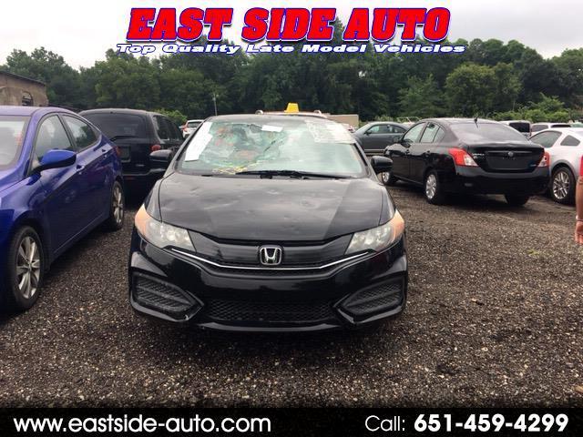 2014 Honda Civic LX Coupe CVT
