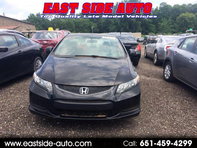 2013 Honda Civic EX Coupe 5-Speed AT
