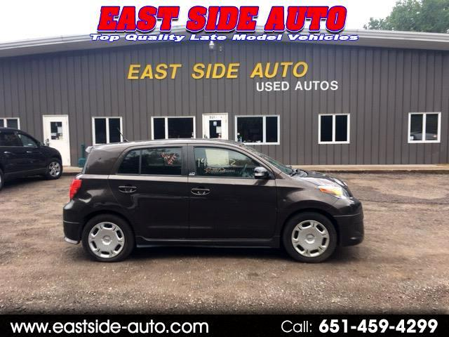 2011 Scion xD 5dr HB Man (Natl)