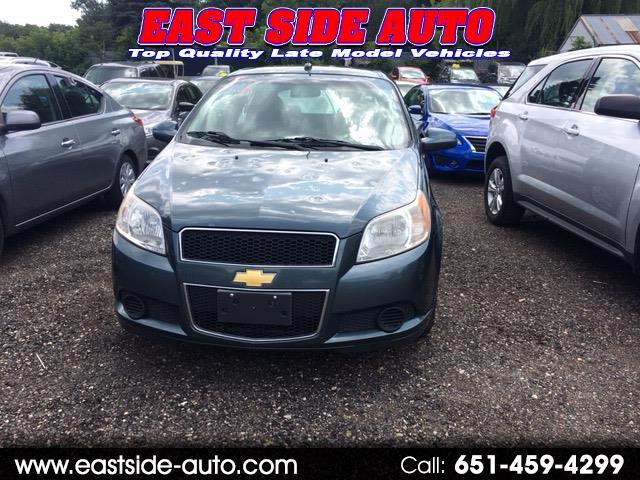 2010 Chevrolet Aveo 5dr HB LT w/1LT