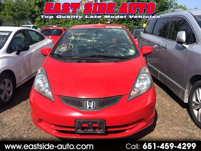 2013 Honda Fit 5dr HB Auto