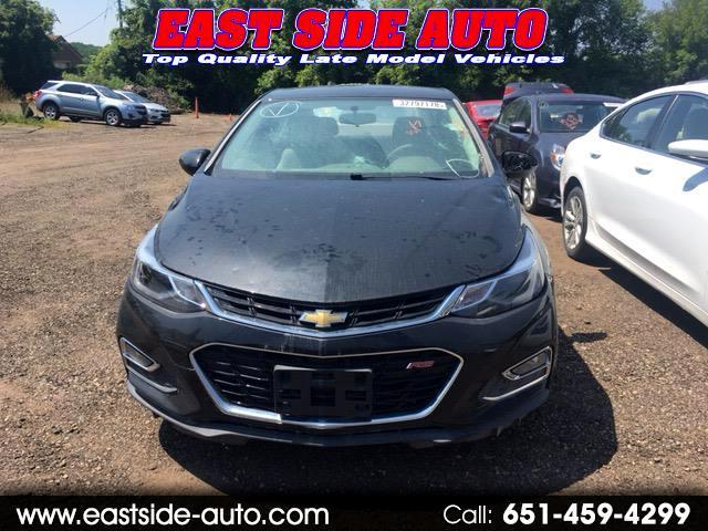 2018 Chevrolet Cruze 4dr Sdn 1.4L LT w/1SC