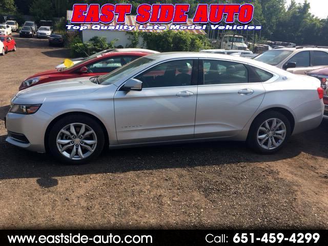 2016 Chevrolet Impala 4dr Sdn LT w/2LT