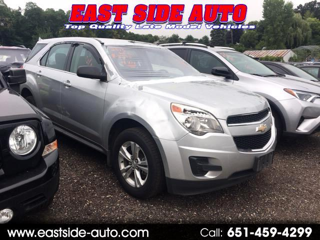 used 2013 chevrolet equinox awd 4dr ls for sale in minneapolis mn 55071 east side auto. Black Bedroom Furniture Sets. Home Design Ideas