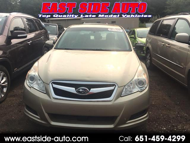 2010 Subaru Legacy 4dr Sdn H4 Auto Prem All-Weather/HK Audio/Pwr Moon