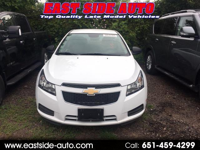 2014 Chevrolet Cruze 4dr Sdn Auto LS