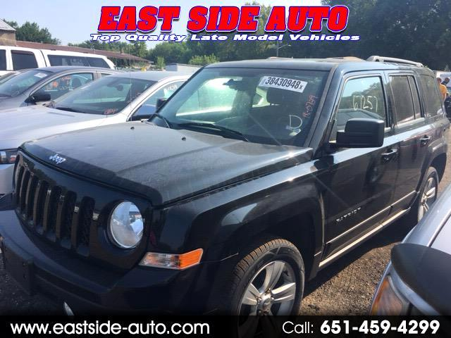 2013 Jeep Patriot 4WD 4dr Sport