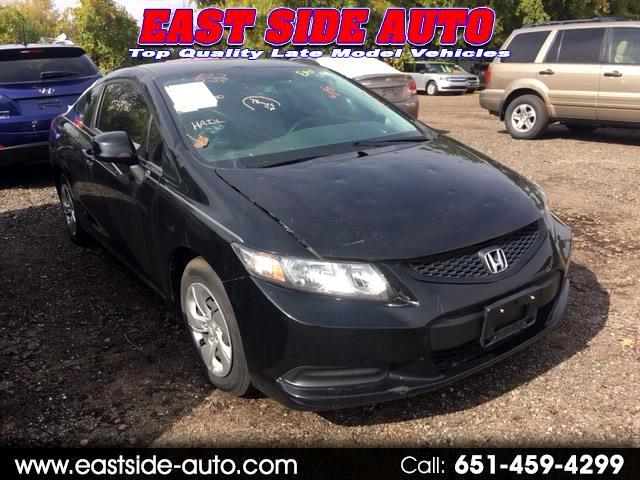 2013 Honda Civic Cpe 2dr Auto LX