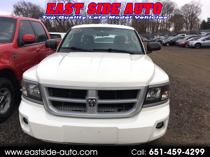 2009 Dodge Dakota 2WD Ext Cab Bighorn/Lonestar