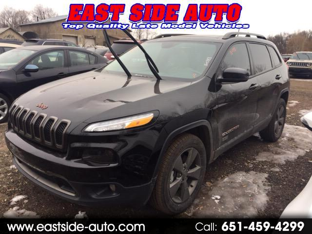 2016 Jeep Cherokee 4WD 4dr 75th Anniversary