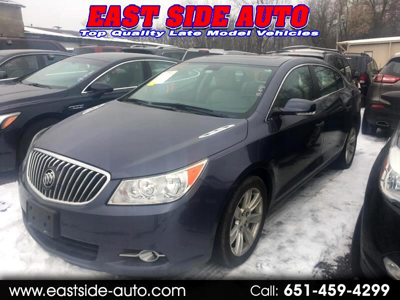 2013 Buick LaCrosse 4dr Sdn Leather AWD