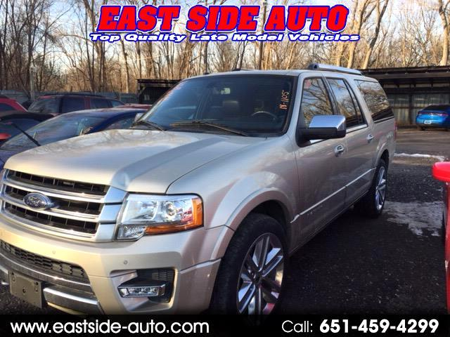 2017 Ford Expedition EL Platinum 4x4