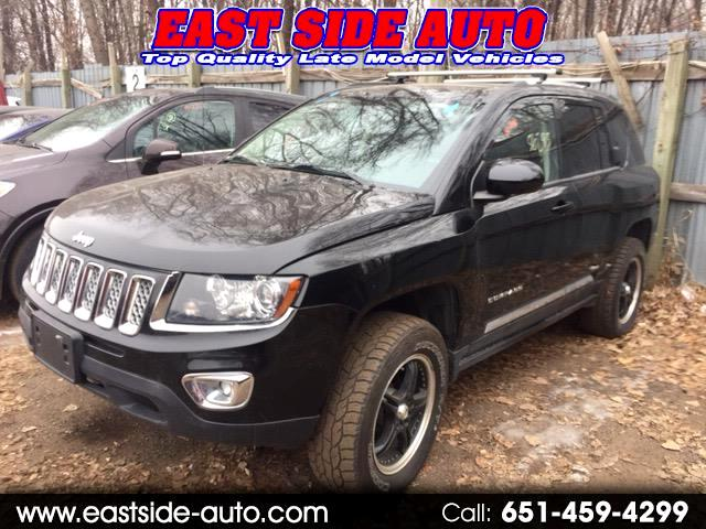 2014 Jeep Compass 4WD 4dr Limited