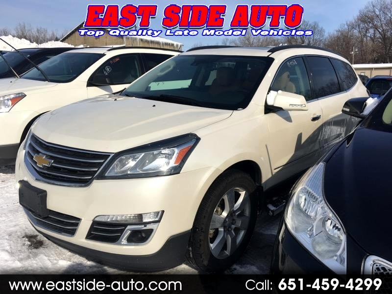 2014 Chevrolet Traverse AWD 4dr LTZ