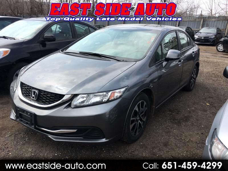 2013 Honda Civic Sdn 4dr Auto EX
