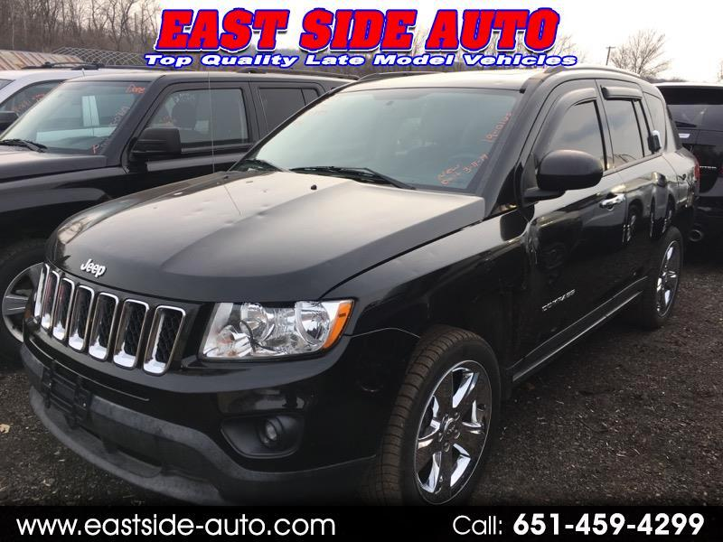 2013 Jeep Compass 4WD 4dr Limited
