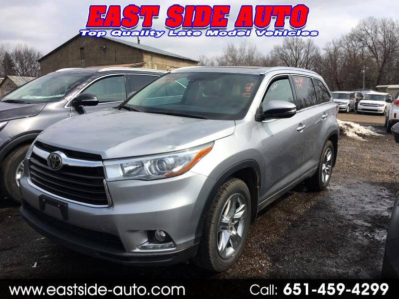 2015 Toyota Highlander AWD 4dr V6 Limited (Natl)