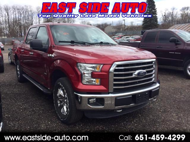 2015 Ford F-150 4WD SuperCrew 145