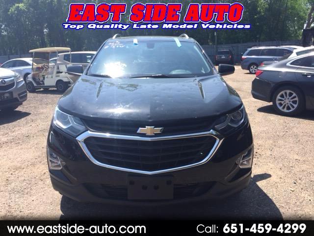 2018 Chevrolet Equinox FWD 4dr LT w/1LT