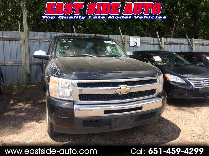 2010 Chevrolet Silverado 1500 2WD Ext Cab 143.5