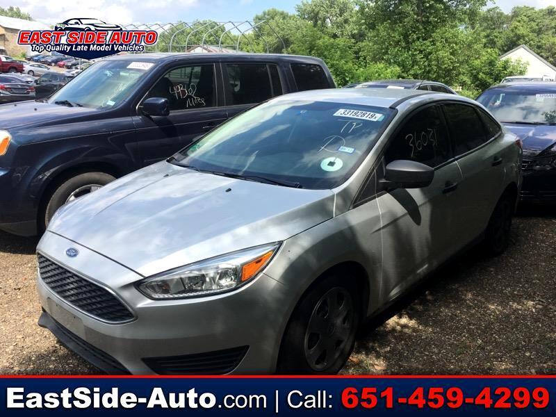 Ford Focus S Sedan 2017