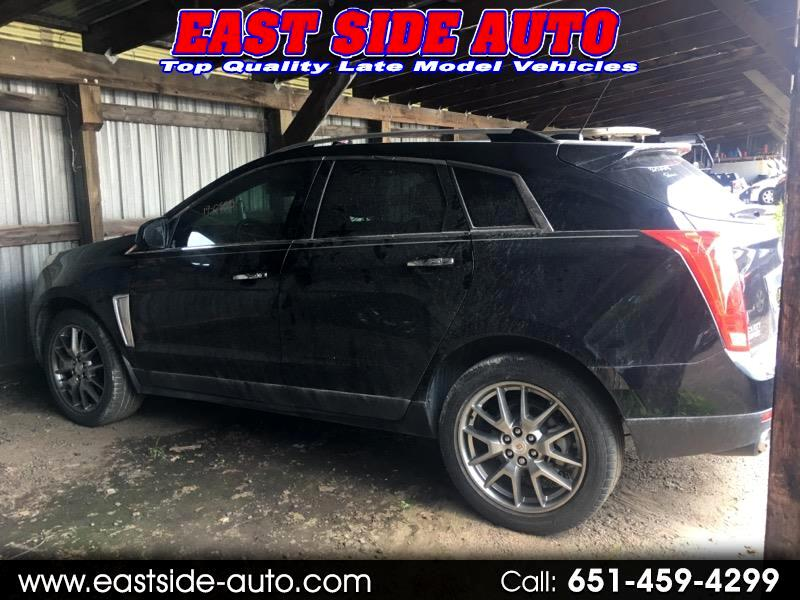 2016 Cadillac SRX FWD 4dr Premium Collection