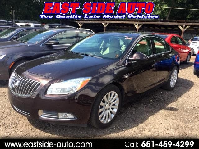 2011 Buick Regal 4dr Sdn CXL Turbo TO2 (Russelsheim) *Ltd Avail*