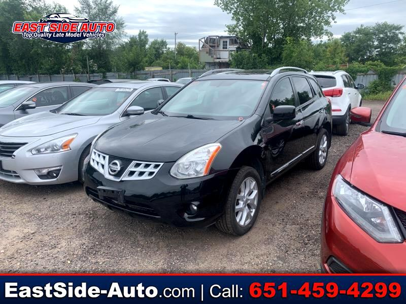 2013 Nissan Rogue FWD 4dr SL