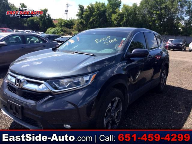 Honda CR-V EX AWD 2018