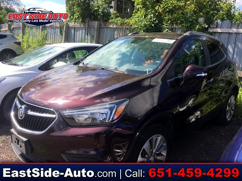 Buick Encore FWD 4dr Preferred 2018