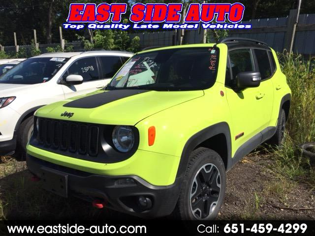 2017 Jeep Renegade Trailhawk 4x4