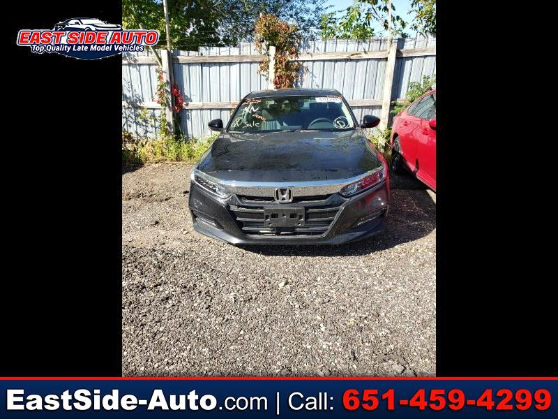 Honda Accord Sedan EX-L 2.0T Auto 2019