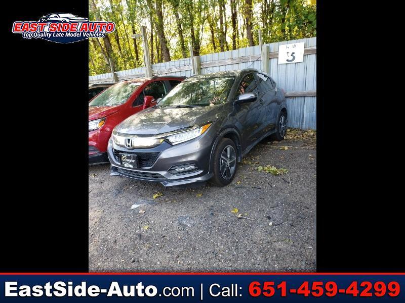 Honda HR-V Touring AWD CVT 2019