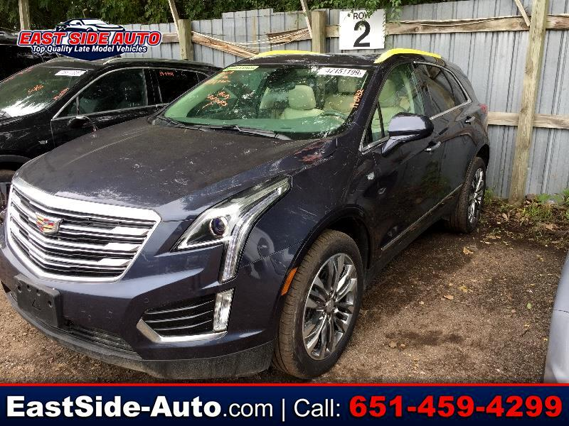 Cadillac XT5 AWD 4dr Luxury 2019