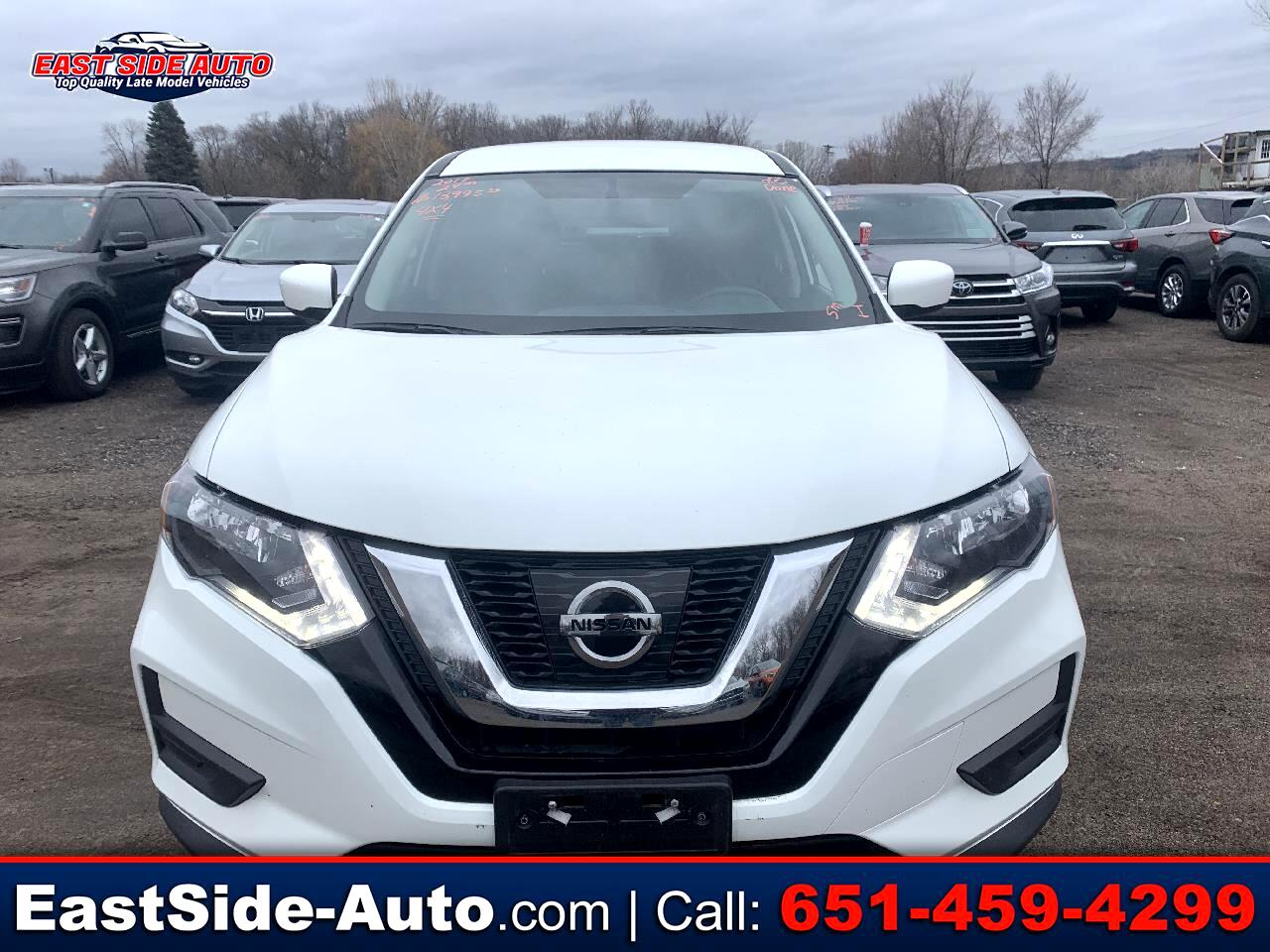 Nissan Rogue 2017.5 AWD S 2017