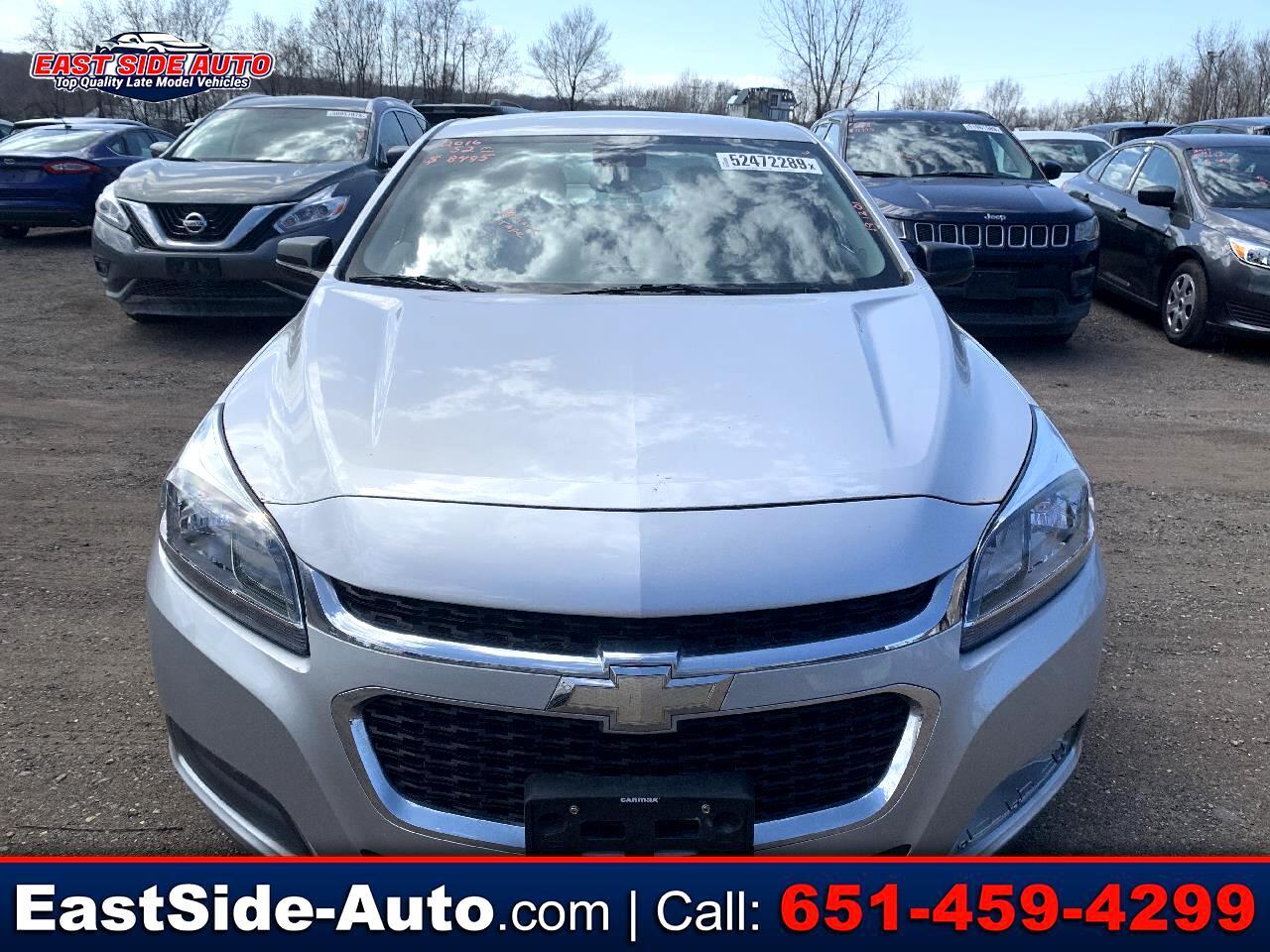 Chevrolet Malibu Limited 4dr Sdn LS w/1LS 2016