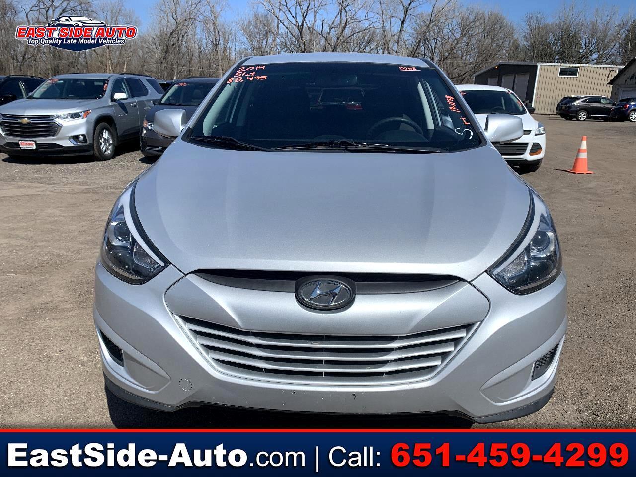 Hyundai Tucson FWD 4dr GLS 2014