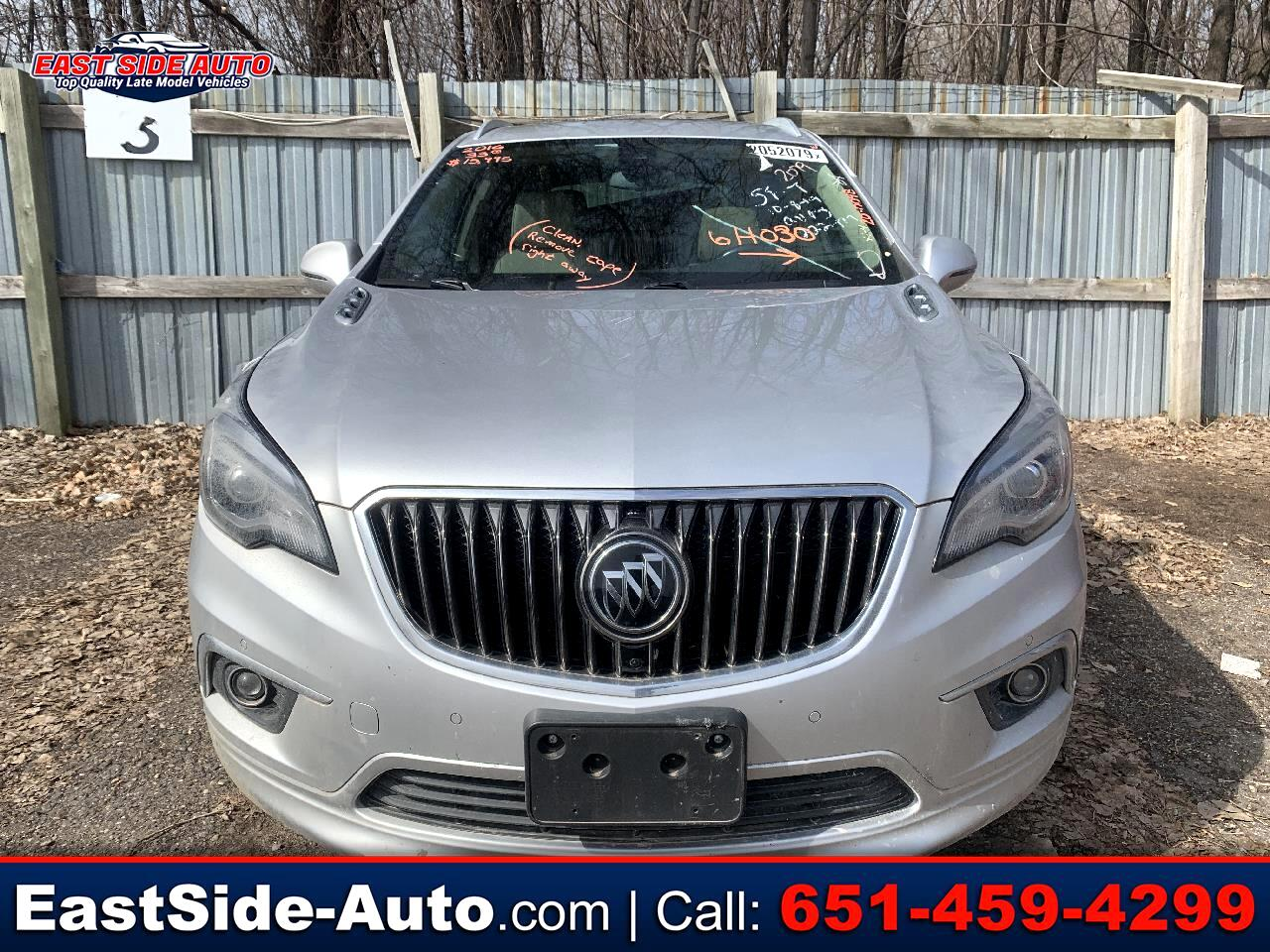 Buick Envision AWD 4dr Premium II 2016