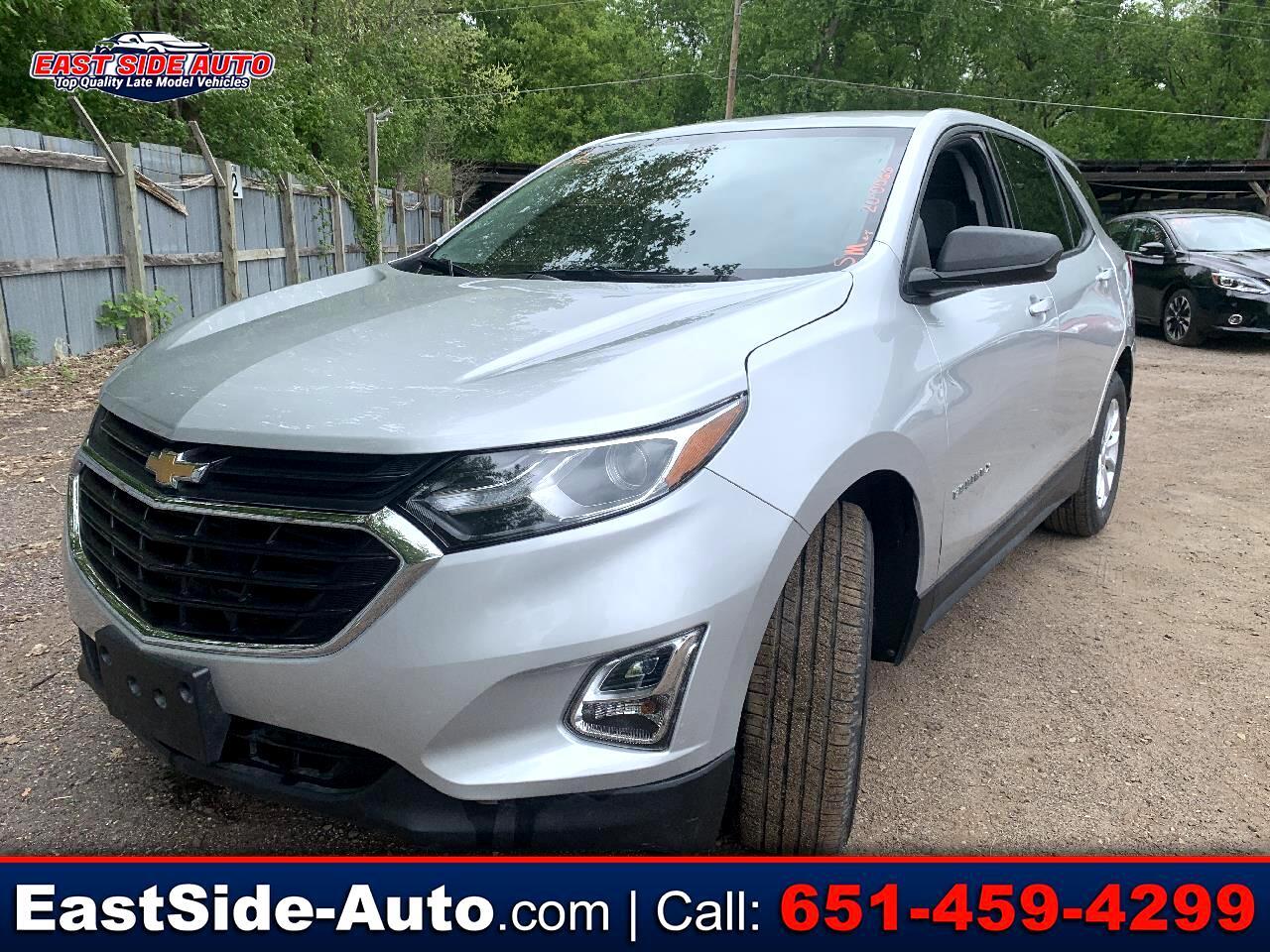 Chevrolet Equinox FWD 4dr LS w/1LS 2019
