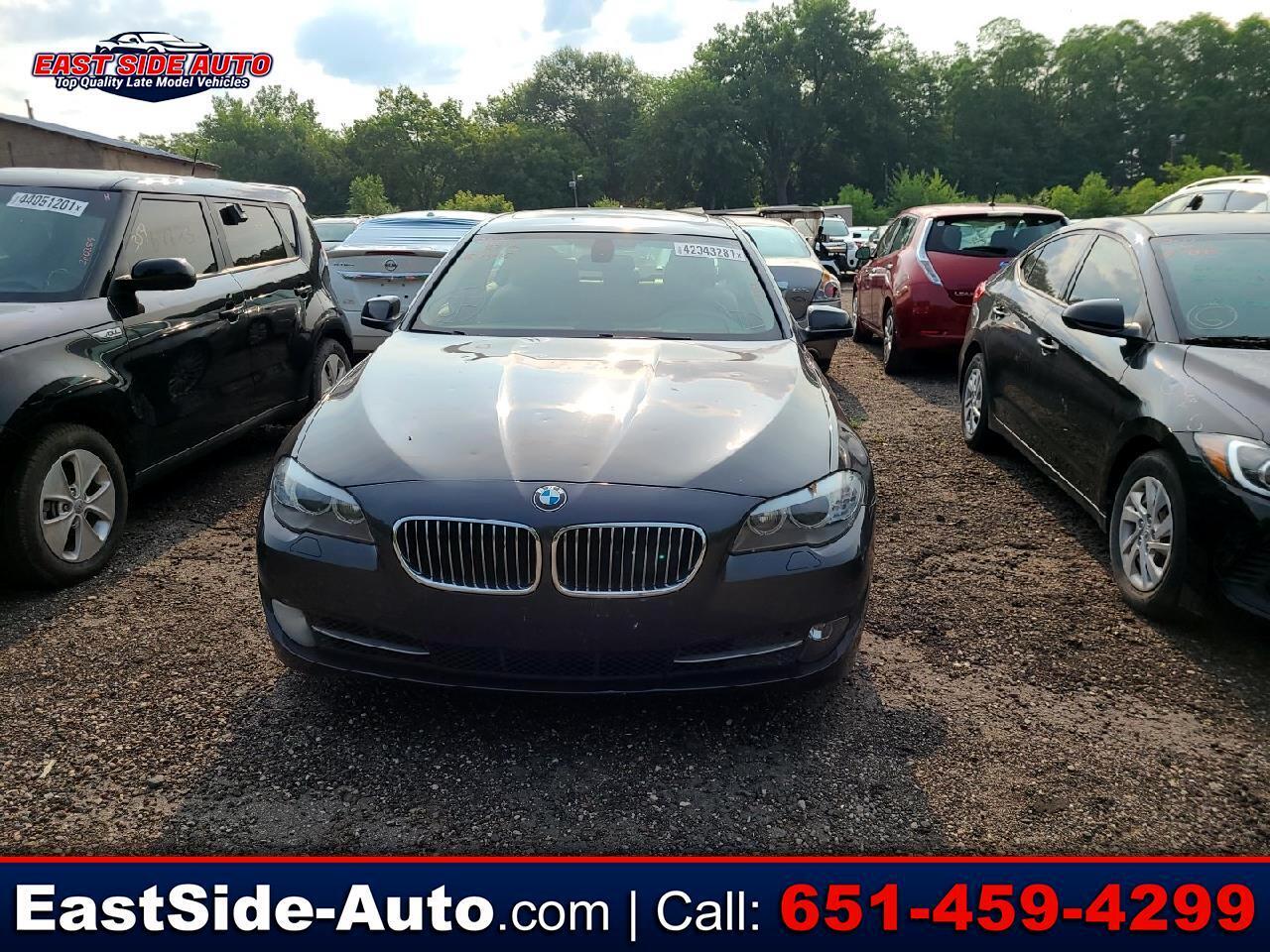BMW 5 Series 4dr Sdn 535i RWD 2012