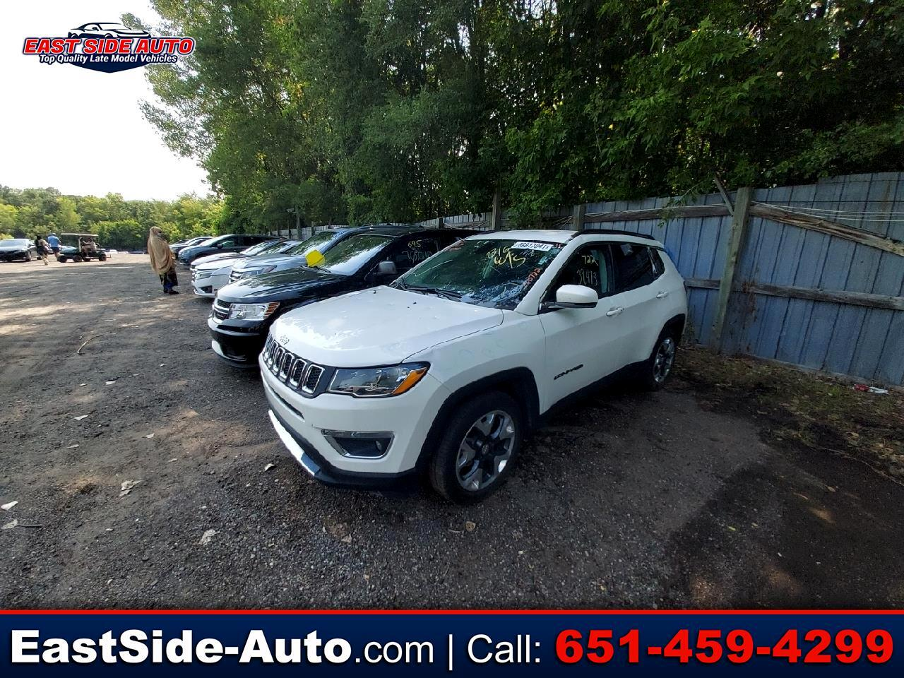 Jeep Compass Limited FWD 2019