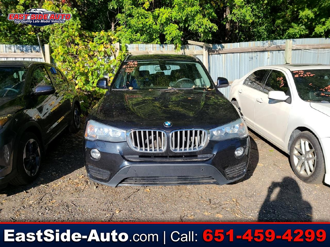BMW X3 AWD 4dr xDrive28i 2015