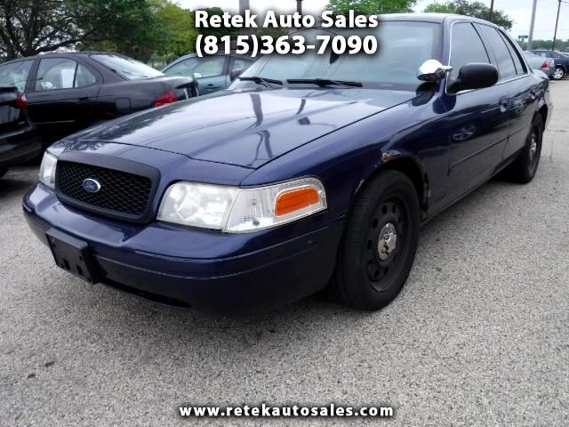 2006 Ford Crown Victoria Police Interceptor