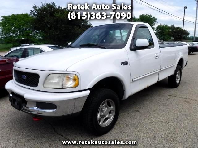 Ford F-150 Reg. Cab Long Bed 4WD 1997