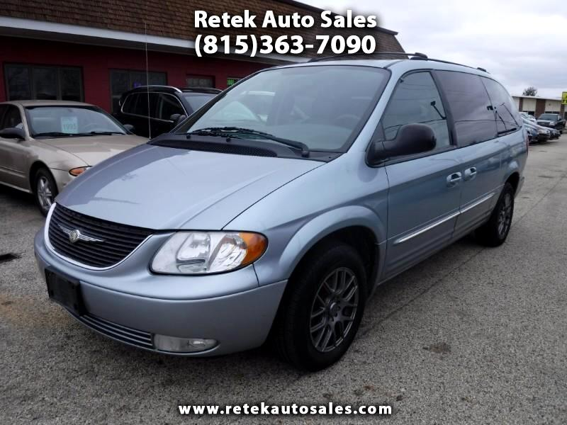 2003 Chrysler Town & Country LXi FWD